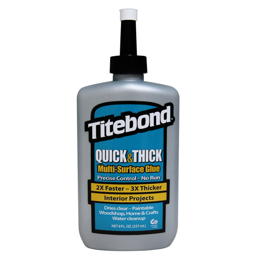 Quick & Thick multi-serface glue