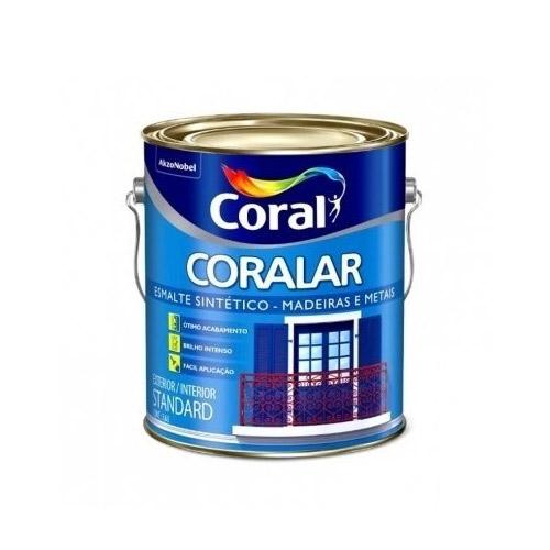 Tinta Coralar Esmalte  3,6L
